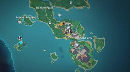 Violet Court Domain Location