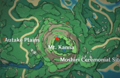 Location 4 Map