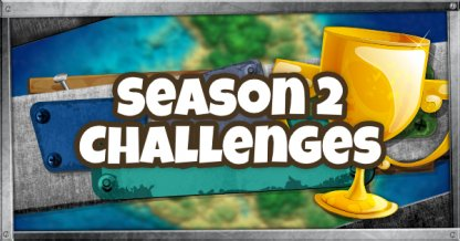 Season 2 Challenges