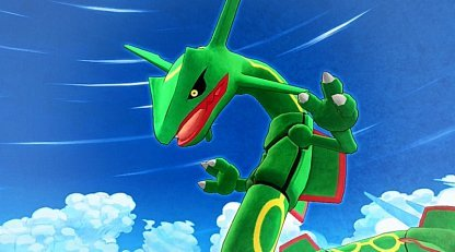 Rayquaza Weakness & Stats