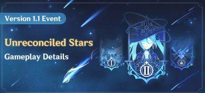 Unreconciled Stars