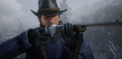 Red Dead Redemption 2 - Best Weapons - Repeater