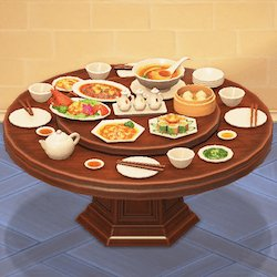 Imperial Dining Table
