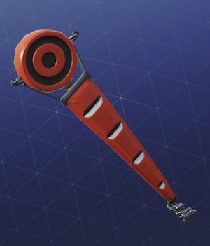 Pickaxe Skin FIRST DOWNER