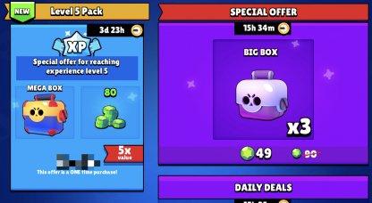 Brawl Stars Brawl Box