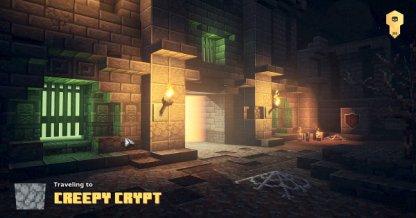 Creepy Crypt