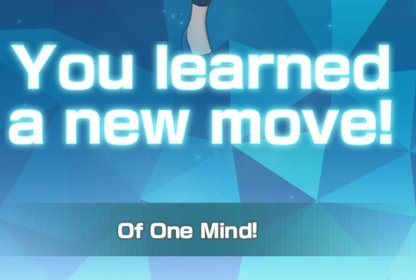 Pokemon Masters New Moves
