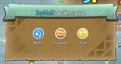 Bring Pokemon With Type Advantage