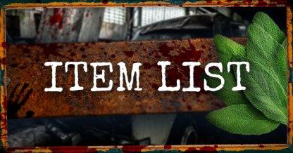 Resident Evil 2 Weapon List