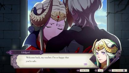 Can Only Achieve S Rank By Choosing Edelgard Route