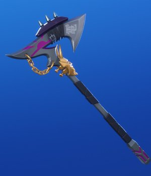 CHAINED CLEAVER Image
