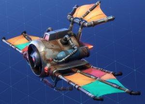 Glider skin Image JUNKJET