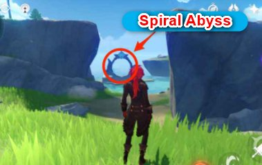 Head Over To Spiral Abyss Entrance Upon Reaching Musk Reef
