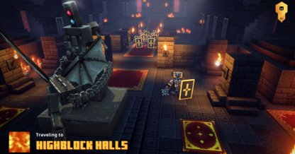 Highblock Halls
