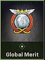 Global Merit Emblem