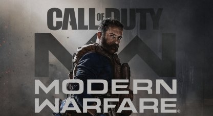 Call of Duty Modern Warfare Title