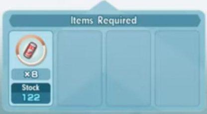 Pokemon Masters Level Cap Unlock item