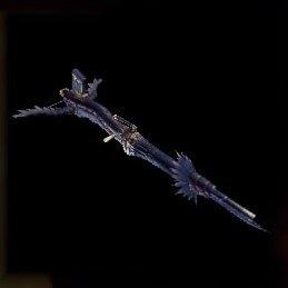 Best endgame Heavy Bowgun 2nd - Baleful Night icon