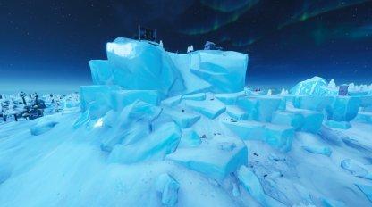 Polar Peak Monster Escapes