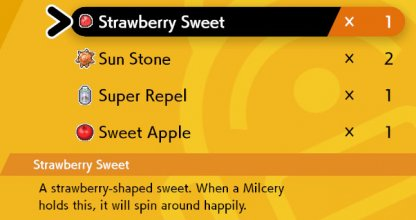 Sweets - Uses & Effects