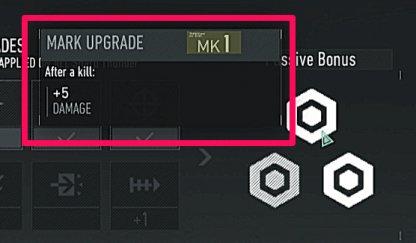 Complete Mk 3 Upgrade Give 3 Passive Bonuses