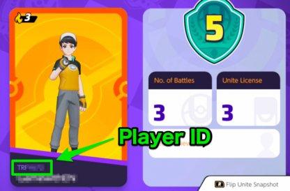 Player ID