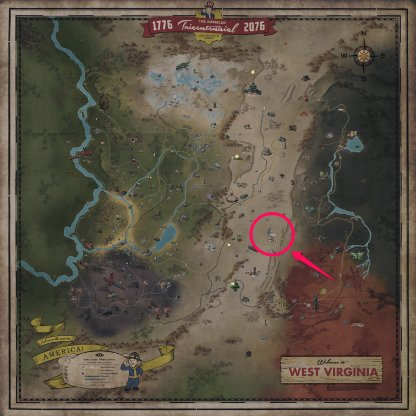 Fallout 76 Main Story Quest Signal Strength
