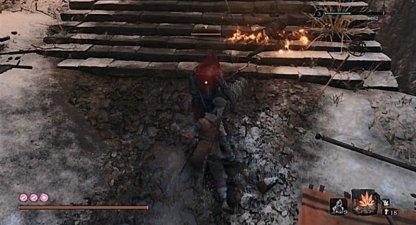 Run Forward To Kill A Flamethrower