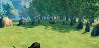 Viking Graveyard in Valheim