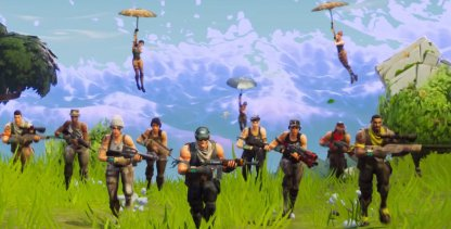 Fortnite Battle Royale Limited Time Mode Team Terror