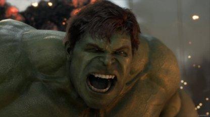 Hulk Hero Abilities