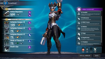 Dauntless Best Ostian Repeater Builds Recommended Loadouts