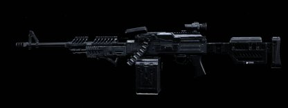 Standard Issue Weapon Details