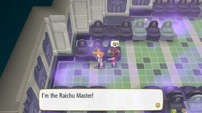 Raichu Master Trainer