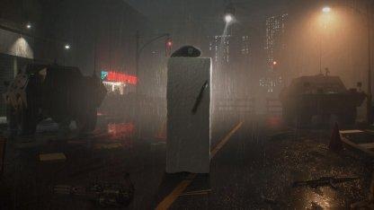 Resident Evil Survivor Minigame Tofu Hunk 4th