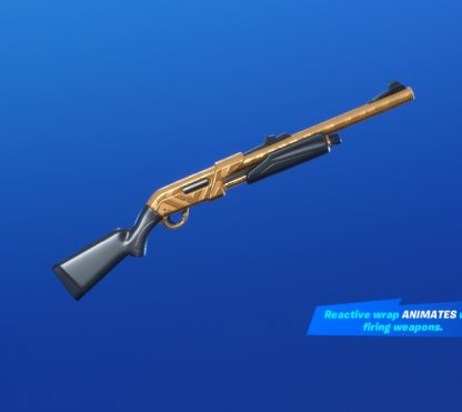 RADIANT RUNES Wrap - Shotgun