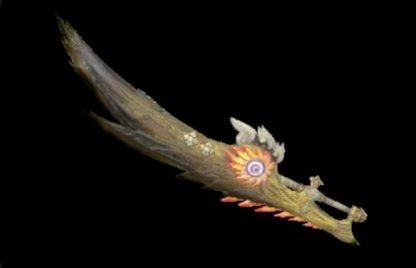 Thunderbolt Great Sword 1