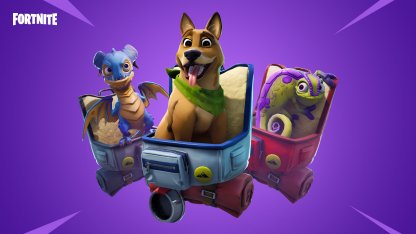 New Cosmetic Items: Pets