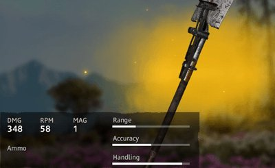 Far Cry New Dawn Reality Shovel