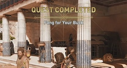Fang For You Buck Side Quest
