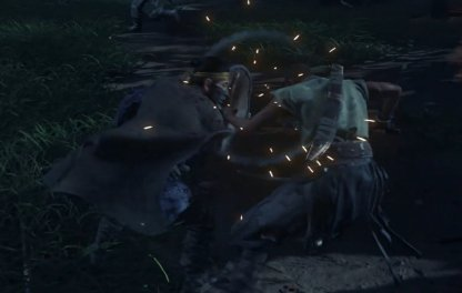 Use Heavy Attacks To Stagger Shieldmen