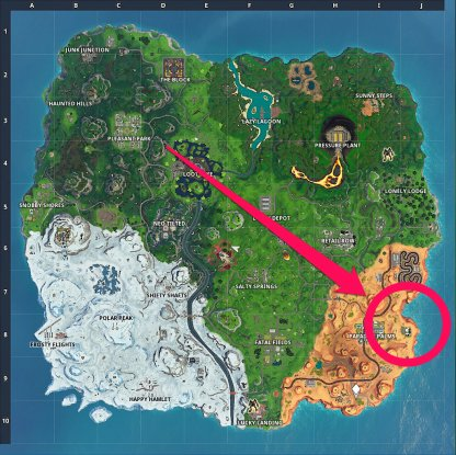Recommended Chest Locations John Wick