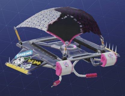 Glider skin Image STAGE DIVE