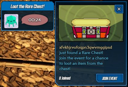 Watch Out For Rare Chest Events