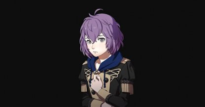 Black Eagles House Character - Bernadetta
