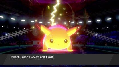 Knows GMax Volt Crash