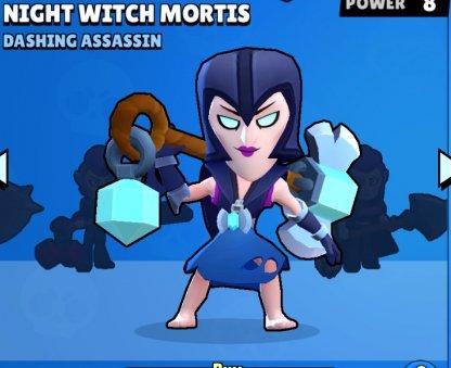 MORTIS Skin4