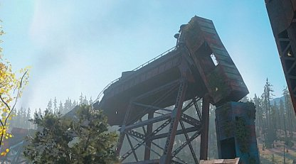 Destroyed Bridge - Location