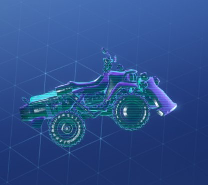 SCANLINE Wrap - Vehicle