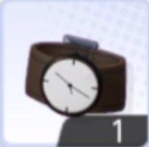 Wristwatch (Brown)
